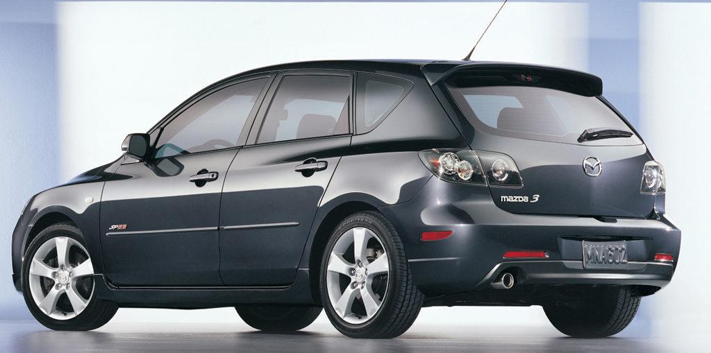 Mazda 3 Man