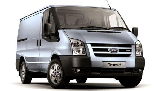 Ford Transit kaubik