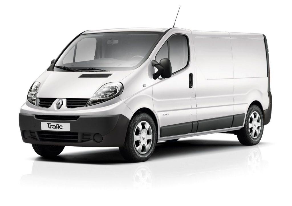 Renault Trafic Минифургон
